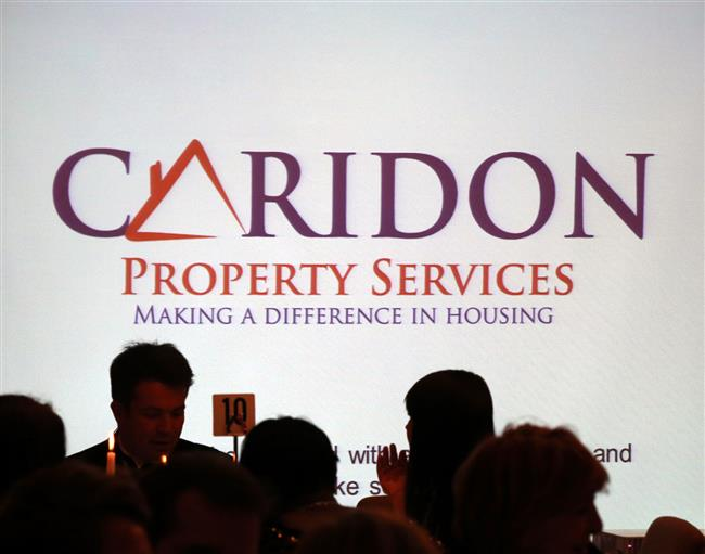 Caridon General Event sponsored