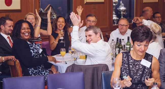 Hands up for the Winners of the Private Rented Sector quiz