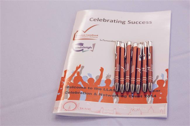 10 Year Celebration Event brochure