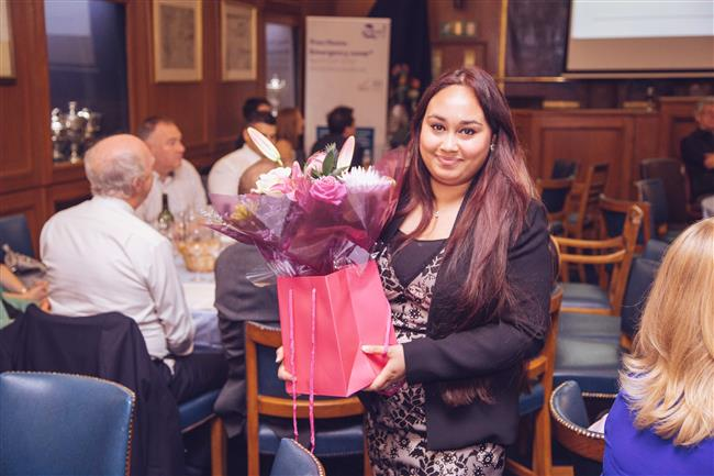 Fatima chuffed for recognition given